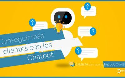 Conseguir más clientes con los chatbot