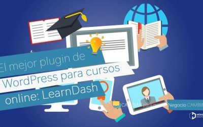 El mejor plugin de WordPress para crear cursos online: LearnDash